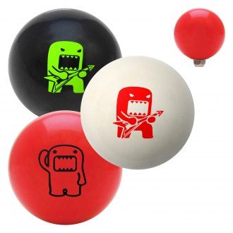 "American Shifter® - Billiard Cue Ball Series ""Domo"" Custom Shift Knob"
