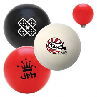 "American Shifter® - Billiard Cue Ball Series ""JDM"" Custom Shift Knob"