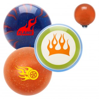 "American Shifter® - Old Skool Series ""Flames"" Custom Shift Knob"