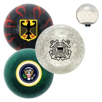 "American Shifter® - Old Skool Series ""Government Seals and Crests"" Custom Shift Knob"