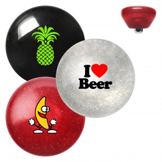 "American Shifter® - Retro Series ""Food and Drink"" Custom Shift Knob"