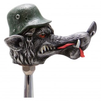 American Shifter® - VonWolf Wolf Custom Shift Knob