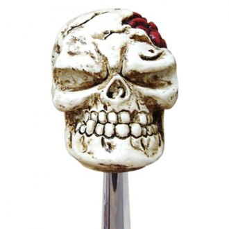 American Shifter® - Munch Skull Custom Shift Knob