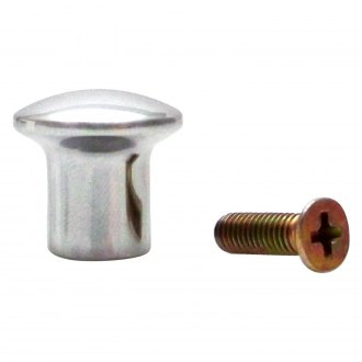 American Shifter® - Retro Chrome Knob with Hardware