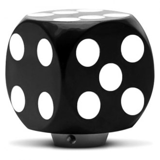 American Shifter® - Black Dice™ Custom Shift Knob