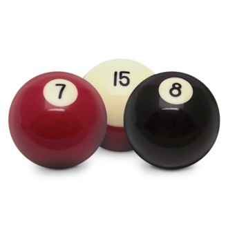 American Shifter® - Bank Shot™ Series Billiard Pool Custom Shift Knob