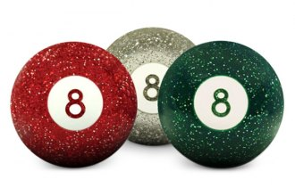 American Shifter® - Cue Ball Billiard Pool™ Series 8 Ball Shift Knob