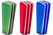 American Shifter® - Stripe Stix™ Series Custom Shift Knob