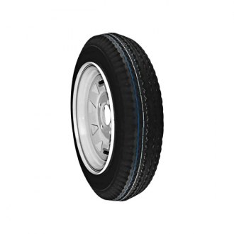 "Americana® - Tire and Wheel 12"" 480-12 On (4-4.00) White Spoke Load Range C"