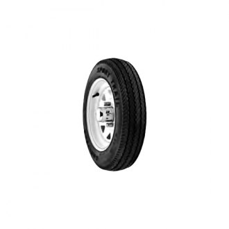 "Americana® - Tire and Wheel 12"" 530-12 On (4-4.00) White Spoke Load Range C"