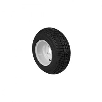 "Americana® - Tire and Wheel 8"" 215/60-8 On (4-4) Load Range C"