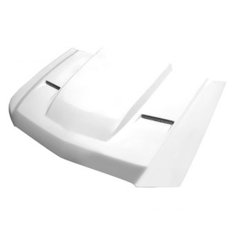 Amerihood® - Type-CWL Style Functional Ram Air Hood (Unpainted)