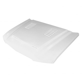 Amerihood® - Type-E Style Functional Ram Air Hood (Unpainted)