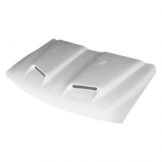 Amerihood® - Type-S Style Functional Ram Air Hood (Unpainted)