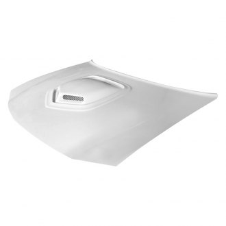 Amerihood® - Type-Shaker Style Functional Ram Air Hood (Unpainted)