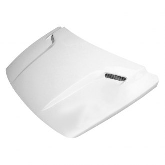 Amerihood® - Type-CLG Style Functional Ram Air Hood (Unpainted)