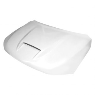 Amerihood® - SRT1 Style Functional Ram Air Hood (Unpainted)