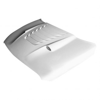Amerihood® - Type-TS Style Functional Ram Air Hood (Unpainted)