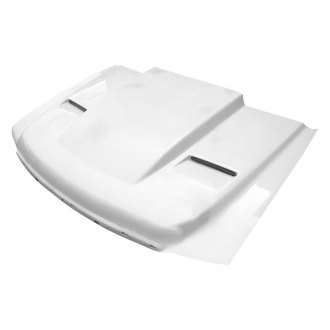 Amerihood® - Type-1 Style Functional Ram Air Hood (Unpainted)