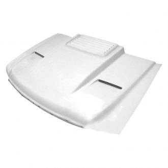 Amerihood® - Type-2 Style Functional Ram Air Hood (Unpainted)