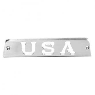 AMI® - USA Style Brushed Billet 3rd Brake Light Cover