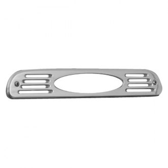AMI® - Oval Style Brushed 3rd Brake Light Cover