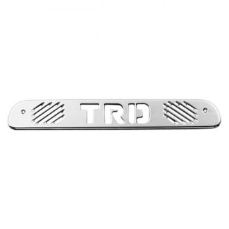 AMI® - TRD Style Brushed 3rd Brake Light Cover