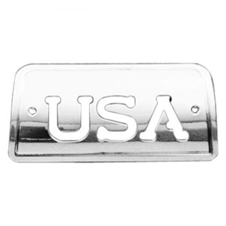 AMI® - USA Style Polished 3rd Brake Light Cover