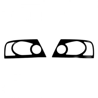 AMI® - V-Tech Black Headlight Cover