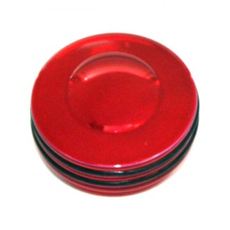 AMI® - O-Ring Style Red Billet Dash Knobs