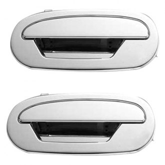 AMI® - Polished Billet Door Handles Assembly