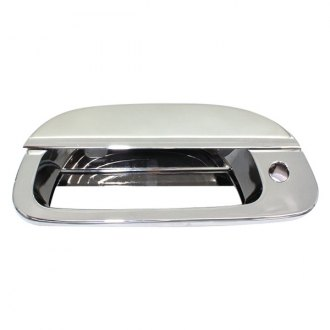 AMI® - Plain Style Chrome Billet Tailgate Handle