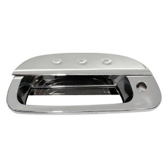 AMI® - Dimple Style Polished Billet Tailgate Handle