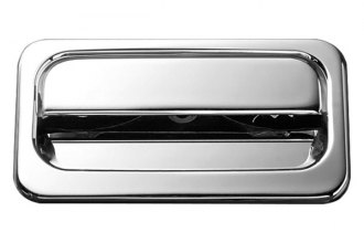 AMI® 923 - Plain Style Polished Billet Tailgate Handle Assembly