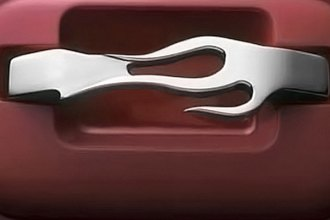 AMI® 971 - Flame Style Polished Billet Door Handles
