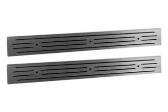 AMI® - Ball-Milled Style Brushed Front Door Sills