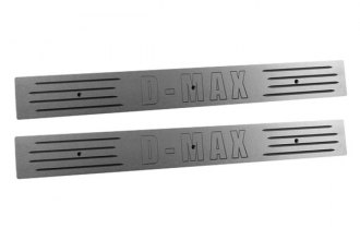 AMI® - D-MAX Style Polished Front Door Sills