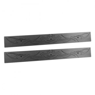 AMI® - Tribal Style Brushed Front Door Sills