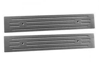 AMI® - Ball-Milled Style Brushed Rear Door Sills