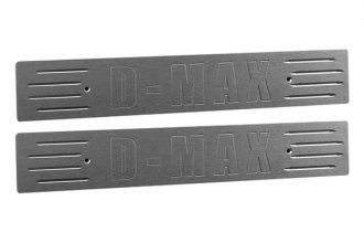 AMI® - D-MAX Style Polished Rear Door Sills