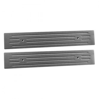 AMI® - Ball-Milled Style Polished Rear Door Sills