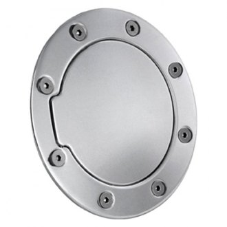 AMI® - Race Style Non-Locking Brushed Billet Gas Cap