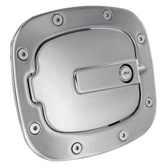 AMI® - Race Style Locking Chrome Billet Gas Cap
