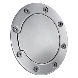 AMI® - Race Style Non-Locking Brushed Billet Gas Cap Cover