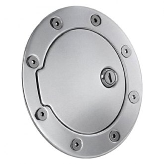 AMI® - Race Style Locking Polished Billet Gas Cap Cover