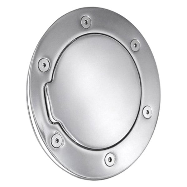 AMI® - Race Style Non-Locking Chrome Billet Gas Cap