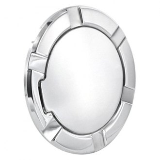 AMI® - Striker Style Polished Non-Locking Billet Fuel Door