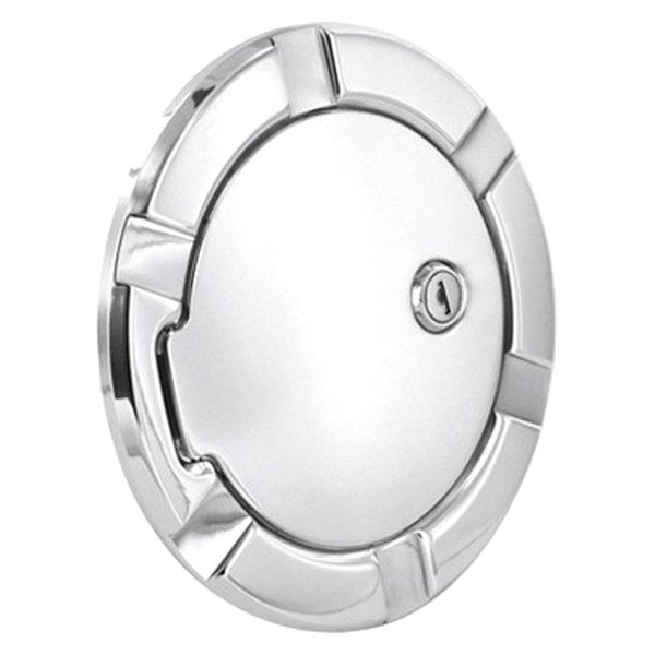 AMI® - Striker Style Locking Polished Billet Gas Cap
