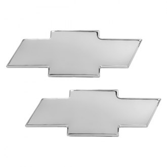 AMI® - Chevy Bowtie Polished Grille and Liftgate Billet Emblems