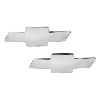 AMI® - Chevy Bowtie Polished Grille and Tailgate Billet Emblems